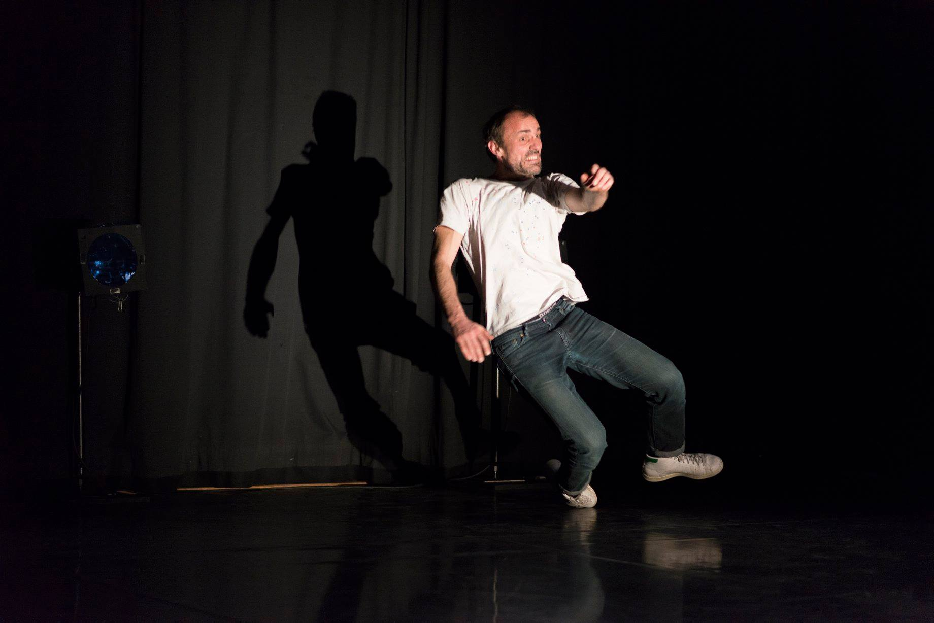 Ante Pavic, FelixGraysonJosephine, Tanzspielzeit Podewil 2016 (Foto: René Löffler)