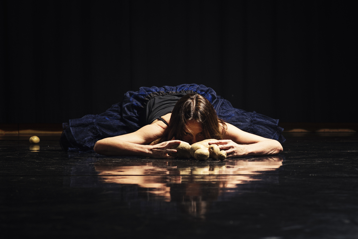 Tanzspielzeit Podewil: An Boekman (Fotografie: René Löffler)